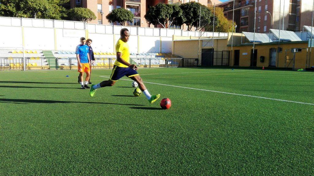 Entrenamiento individual 7 - Malaga Elite Sports