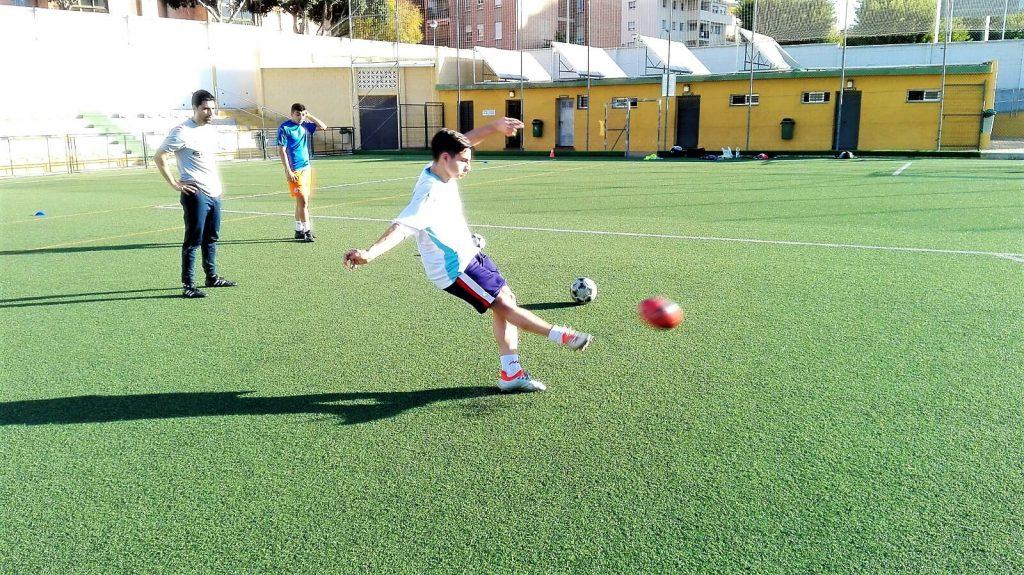 Entrenamiento Individual 3-Malaga Elite Sports
